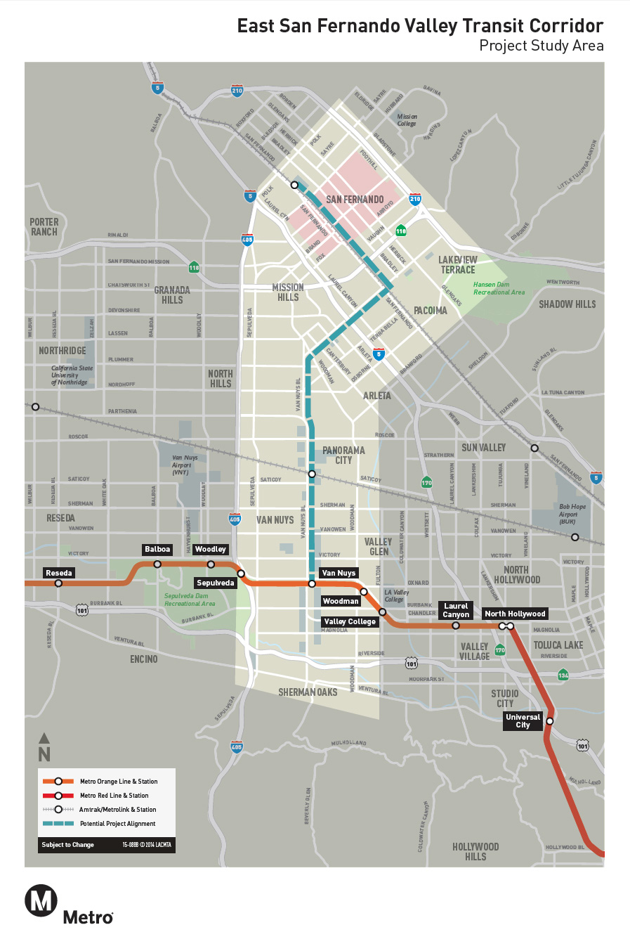 East Valley Transit Corridor