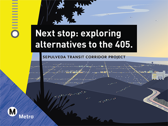 Exploring alternatives to the 405