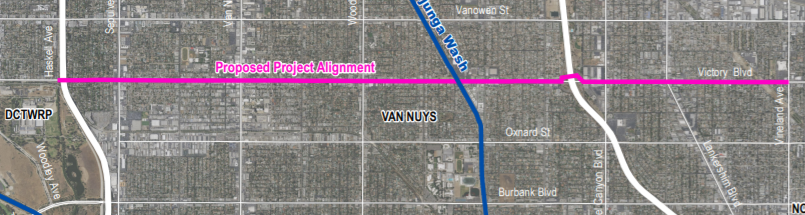 Victory Sewer Alignment