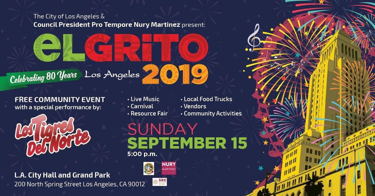 2019 El Grito