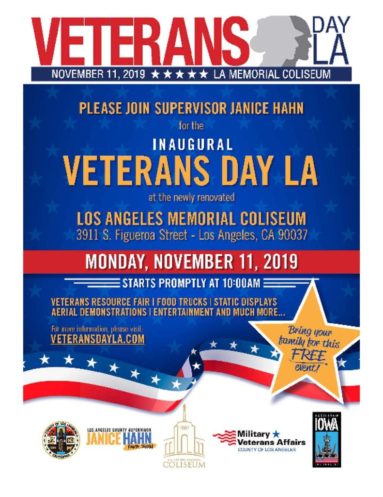 Veteran's Day LA