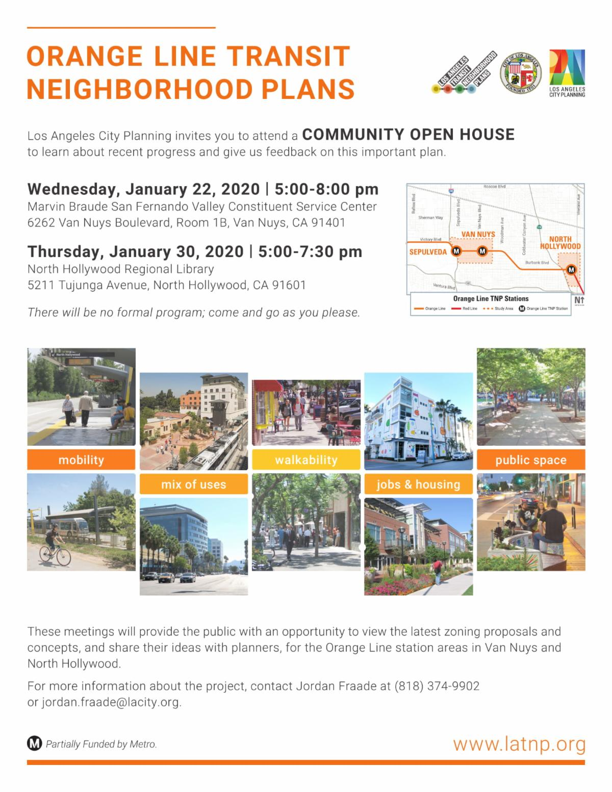 Transit Neighborhoods Meetings