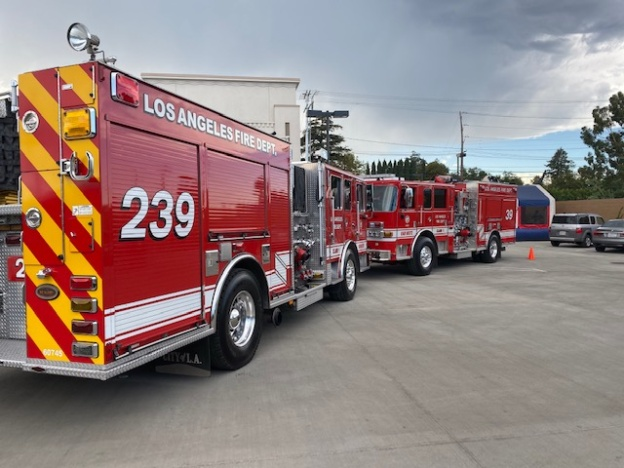 239 fire engines