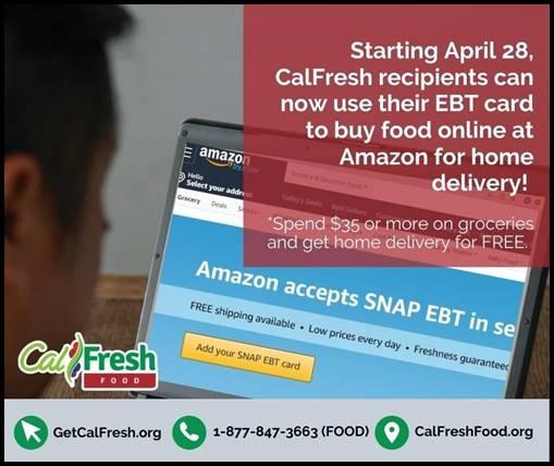 Cal Fresh on Amazon
