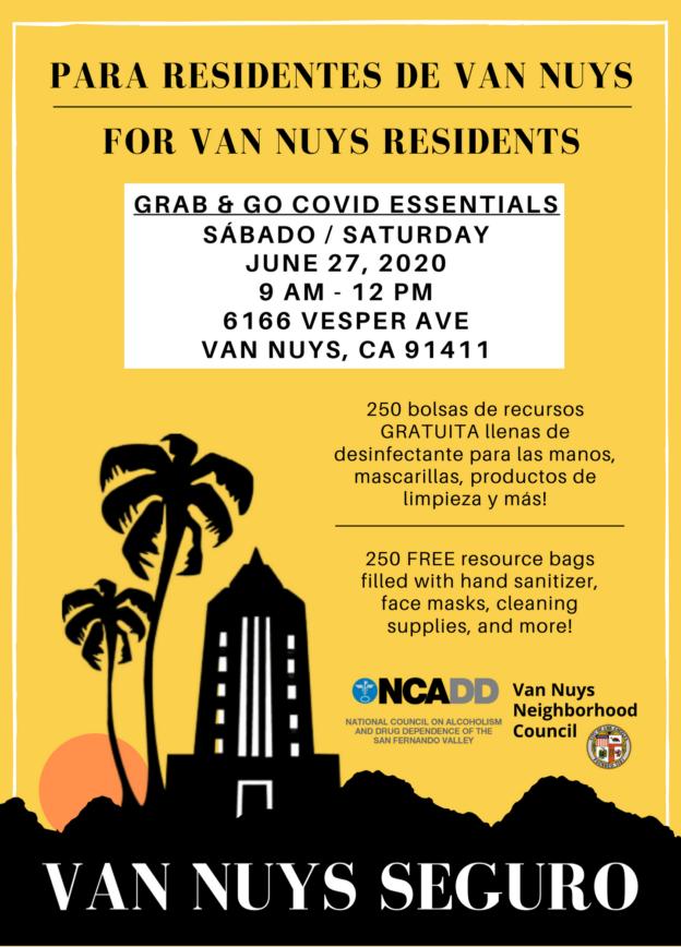 Van Nuys Grab & Go