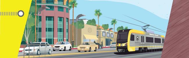 East San Fernando Valley Light Rail Transit