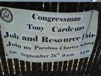 Job & Resource Fair with Tony Cardenas